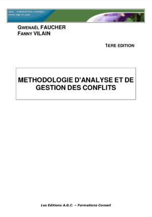 PUBLICATION - Méthodologie AGC 2006 - 2012 - 1ere de couverture